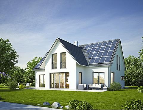 Haus bauen massiv  das Haus (mind. KfW 55 / Massivhaus) / [integra] haus ...
